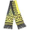 Флисовый шарф футбольного клуба Боруссия Дортмунд