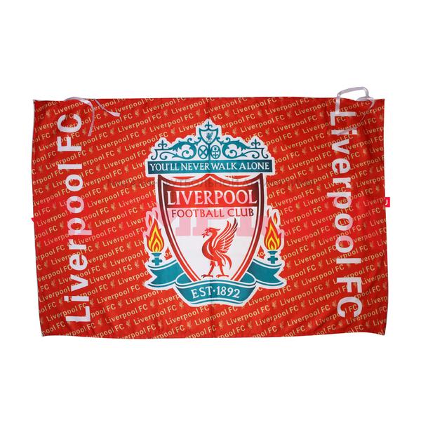 Клубный флаг ФК Ливерпуль