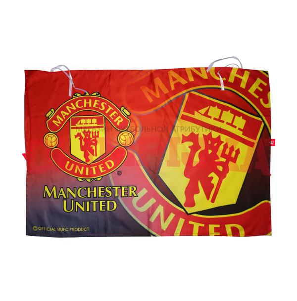 Клубный флаг ФК Манчестер Юнайтед