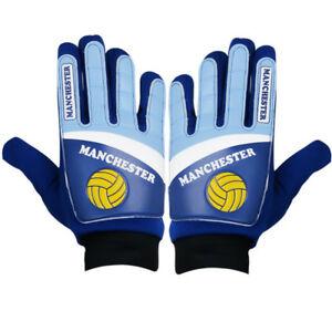 Вратарские перчатки Манчестер Сити